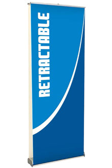 premium double sided roll up banner