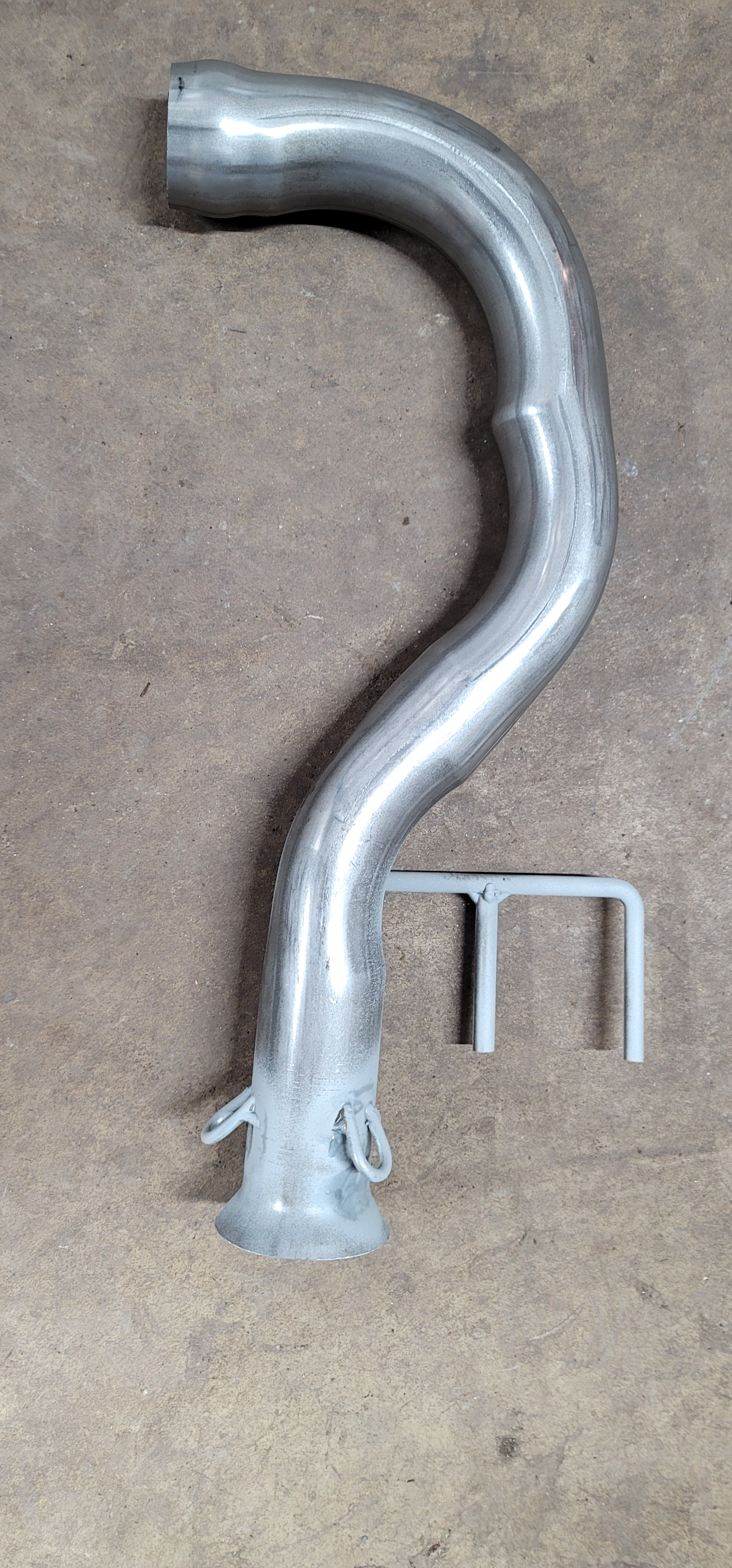 1330 Cat Bypass Pipe