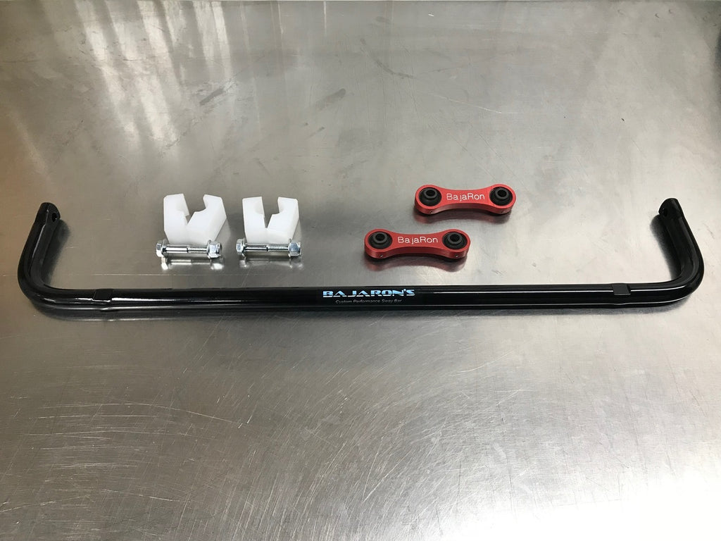 BajaRon Sway Bar Kit for Spyder RT/RTS/RT Ltd. 2013-2021 Version 2.2 with Heim Links