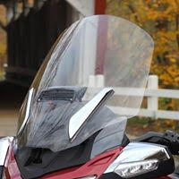 RT/RTS Windshield by F4 Customs