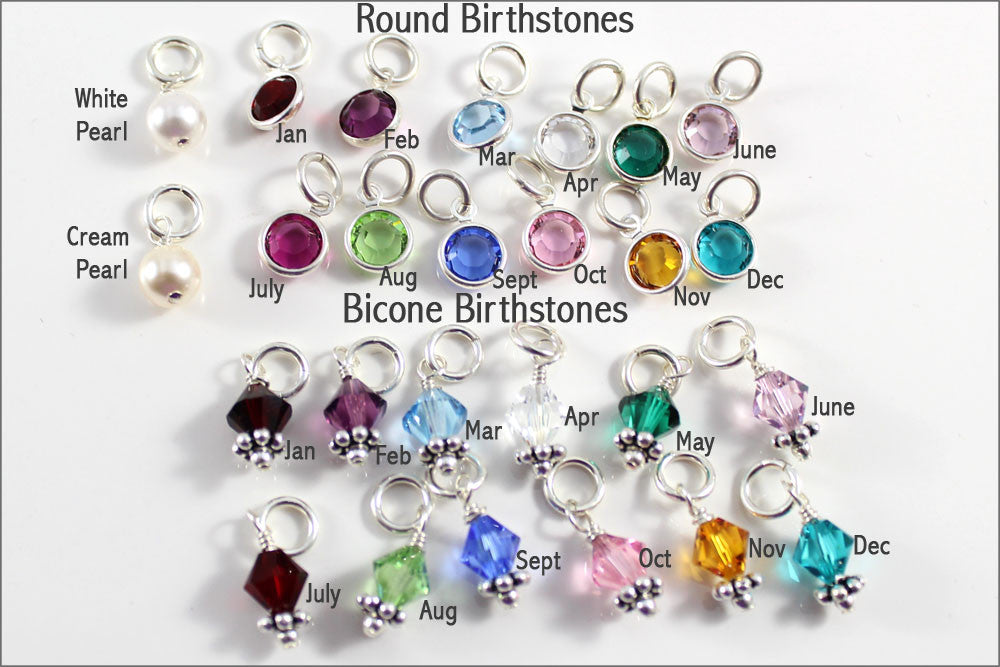 Personalized Godmother Necklace Custom Birthstone Baby Feet Charm Sterling Silver Godmother Necklace Gift Ideas For Godmother Aka Originals