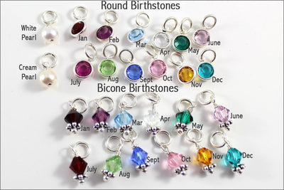 Personalized Name Necklace with Design & Birthstone