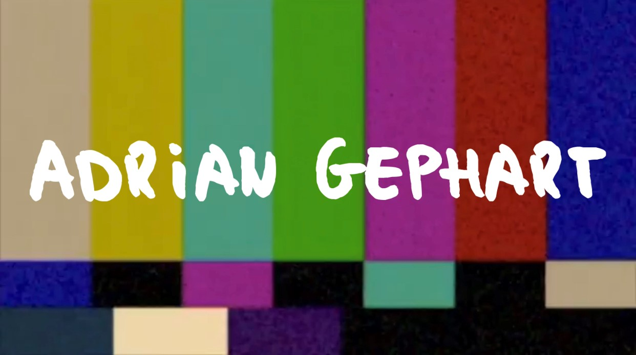 """1 Minute With..."" Adrian Gephart IGTV ATM Click mini part"