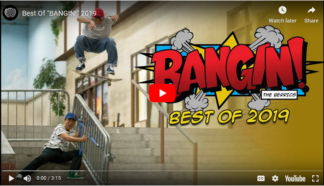 Crusty & Spencer in Best Of Bangin! 2019