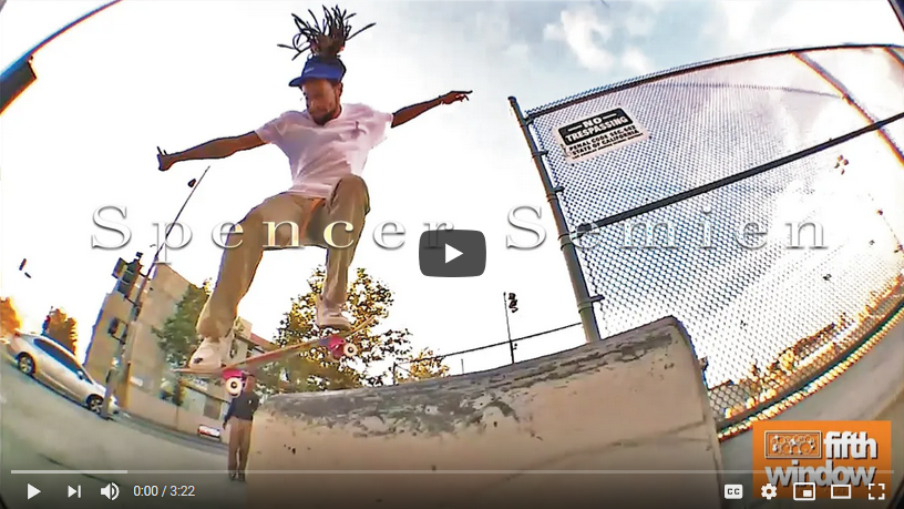 "Spencer Semien ""Hoops"" Part Fifth Window REMIX"