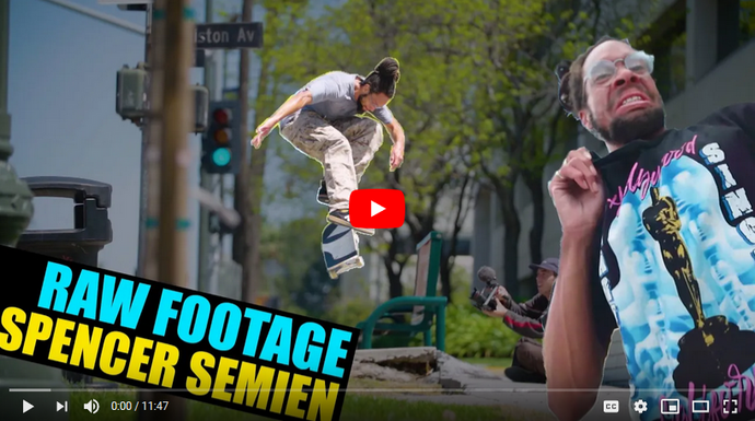 iDabble: Spencer Semien Raw Street Footy