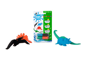 Dinosaur gift combo - Dino Eggs, Dino Bath Beans, Single Sprudel and Bath Sprinkles in a DINO GIFT BAG!