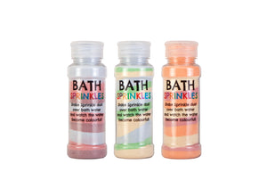 Rainbow Bath Sprinkles - Green (BACK IN STOCK SOON!)