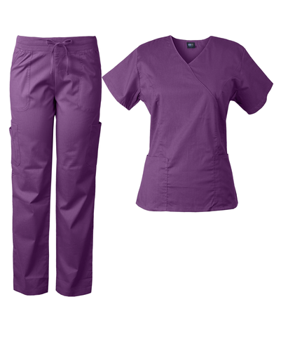 Fashion Scrub Set