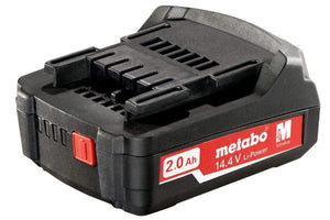 Metabo batteri 14.4 V 2.0 Ah Li-Power