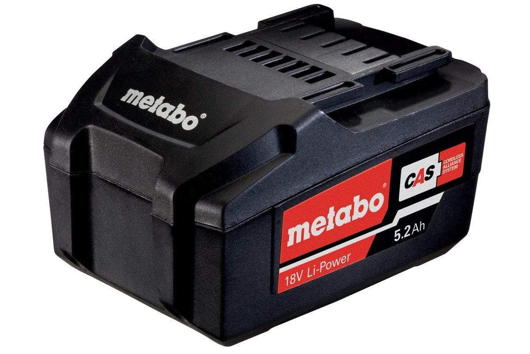 Metabo Batteri 18 V 5.2 Ah LI-Power