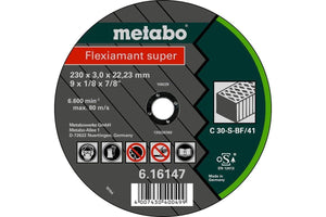 Metabo flexiamant super 115x2.5x22.23 stein TF 42