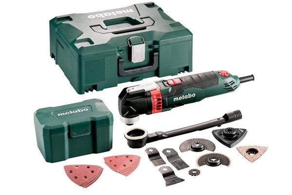 Metabo Multikutter MT 400 Quick Set - Verktoybua I Sandnes