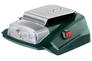Metabo Power Adapter PA 14.4-18 LED-USB