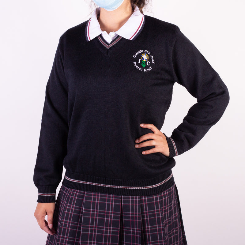 SWEATER COLEGIO SAN JOSE