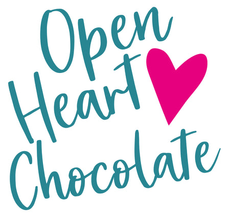 Open Heart Chocolate