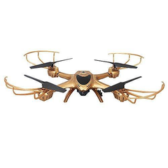Predator Gold Drone with Altitude Hold Mode