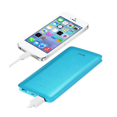 REIKO 15000MAH UNIVERSAL POWER BANK IN BLUE