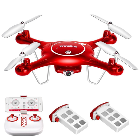 "Drone - 23"" (8MP high resolution camera)"