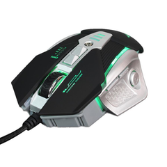Rechargeable Optical Adjustable 8D Button Gaming Mouse