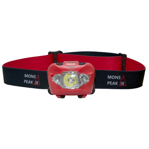 Mons Peak IX Minion 168 Headlamp