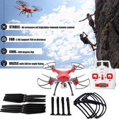 Premium 2.4G 4 Channel Quadcopter Drone with 8MP 1080P Camera
