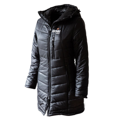 Victoria Womens 5 Zone Heated Puffer Jacket