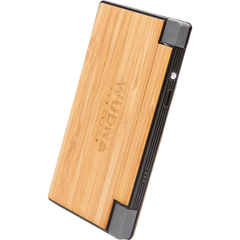 Slim Power Bank (Black) | Sawtooth Mountain Traveler