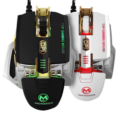 Top Quality Gaming USB 7D Buttons 4000 DPI Mouse