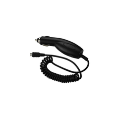 REIKO MICRO CAR CHARGER IN BLACK
