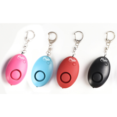 Mini Safety Alarm Keychain