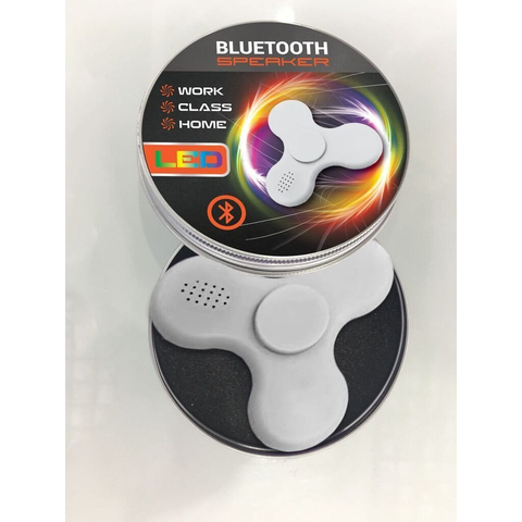 Fidget Spinner Bluetooth w/ LED Lights