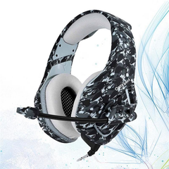 3.5mm Wired Stereo Gaming Headphone with Noise Canceling