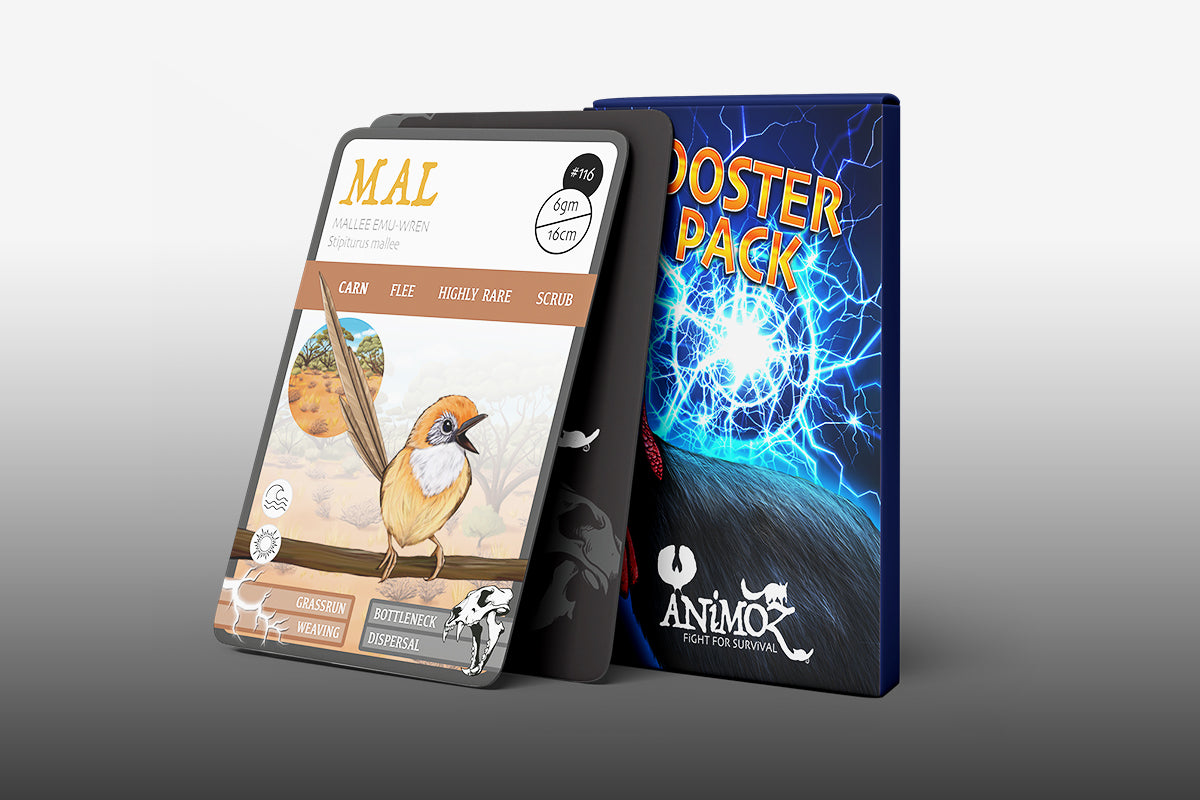 ANiMOZ Booster Pack