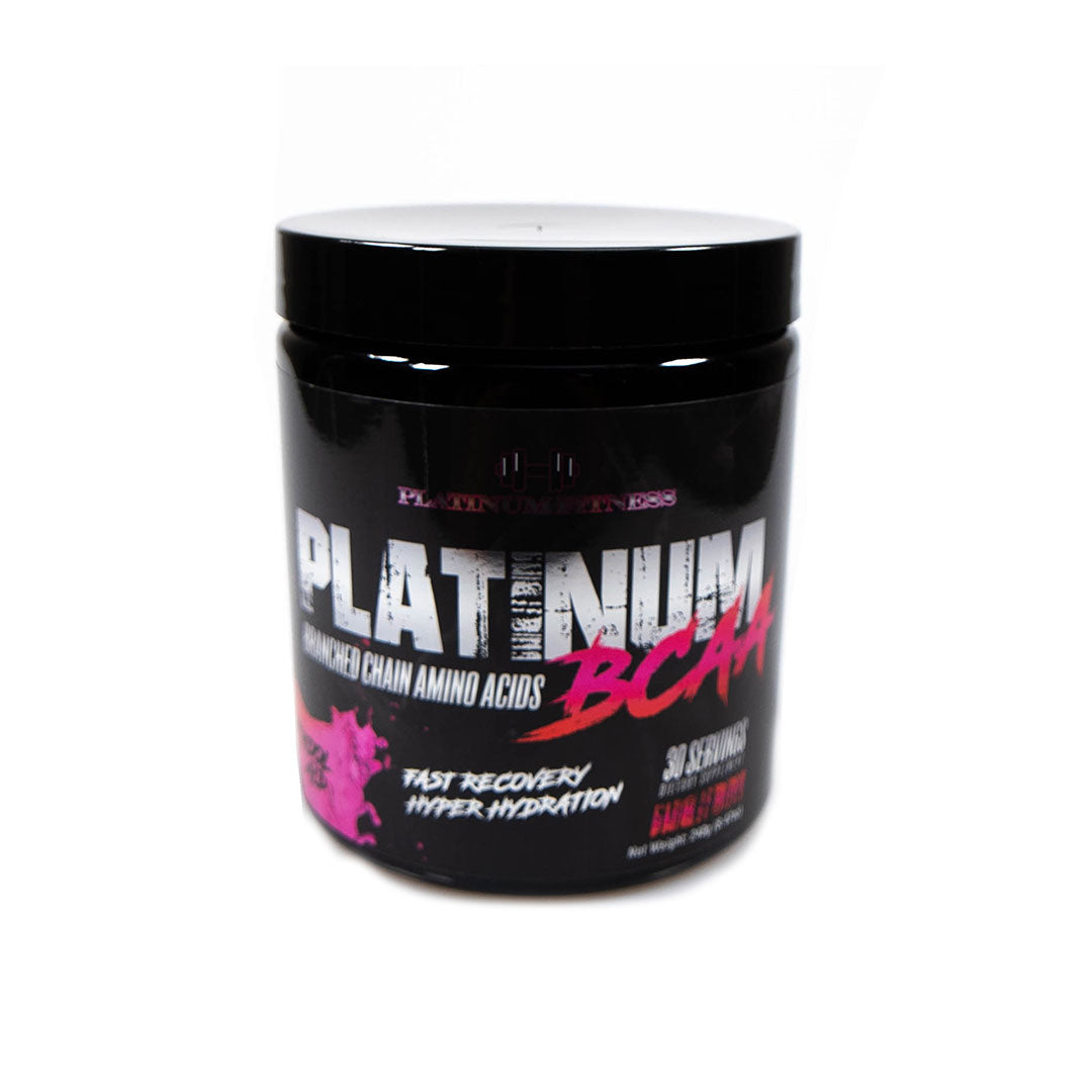 Platinum Fitness The Kool Aid BCAAs (Front)