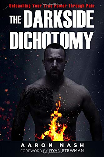 Platinum Fitness - The Darkside Dichotomy Paperback Book - by Aaron Nash (Front)