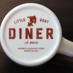 Ceramic Little Goat Mug