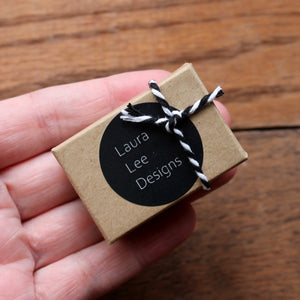 Earring gift box