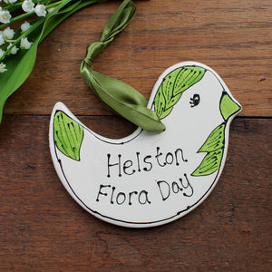 Lola helston flora day bird