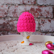 Load image into Gallery viewer, Bunny egg cup and cosy set by Laura Lee Designs