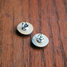 Load image into Gallery viewer, Surgical steel stud earrings by Laura Lee Designs
