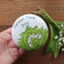 Load image into Gallery viewer, Lily of the valley hand painted trinket by by Laura Lee Designs Cornwall