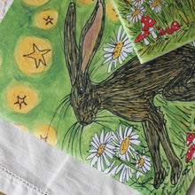 Load image into Gallery viewer, Hare notebook by Laura Lee Designs