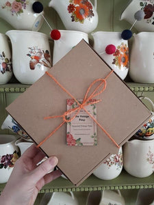 Plate gift box Laura Lee Designs