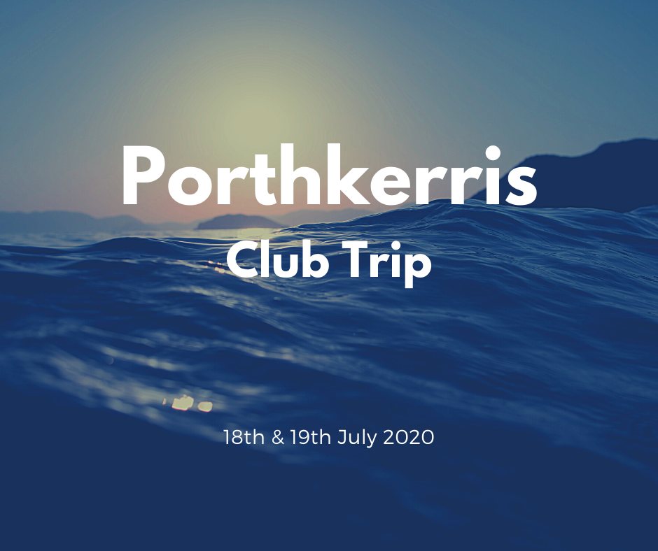 Club Trip to Porthkerris!