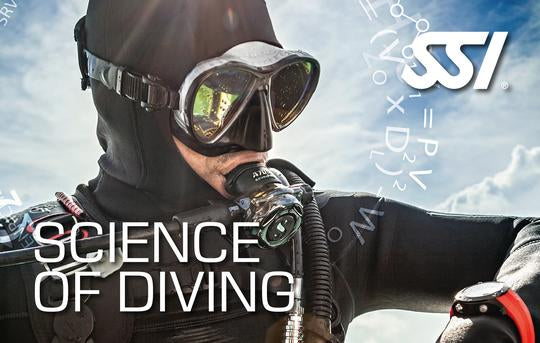 Last Chance to convert the free Science of Diving kit to the full Speciality and save!