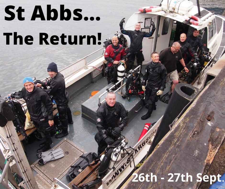 St Abbs - the return!