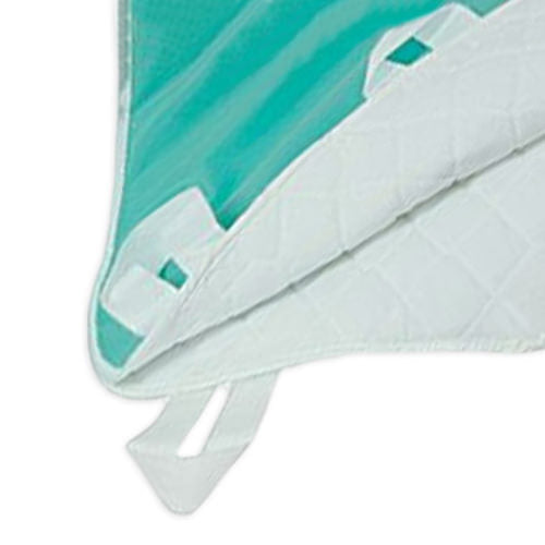 Reusable Bed Pad with Straps