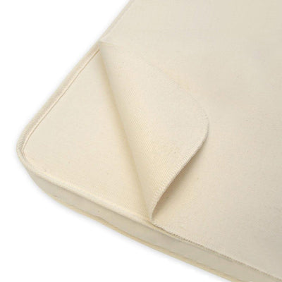 NaturePedic Baby Organic Breathable Flat Protector Pad - Waterproof