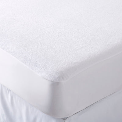 Dry Defender Premium Breathable Terry Waterproof Sheets (Fitted)